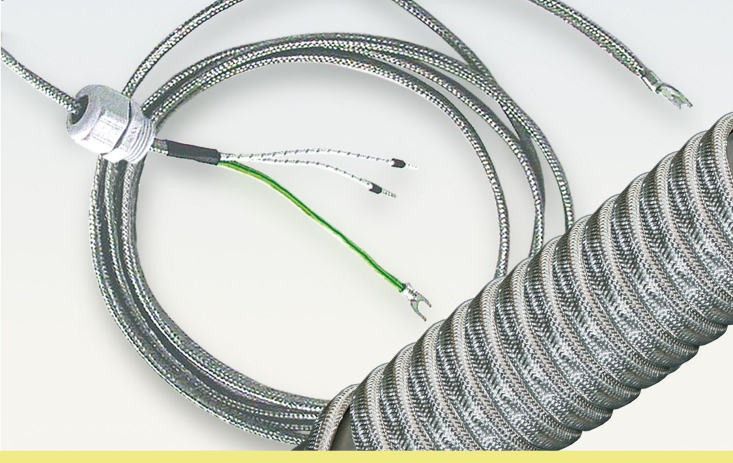 PTFE-isoliertes Heizband Serie HM-HT-CN