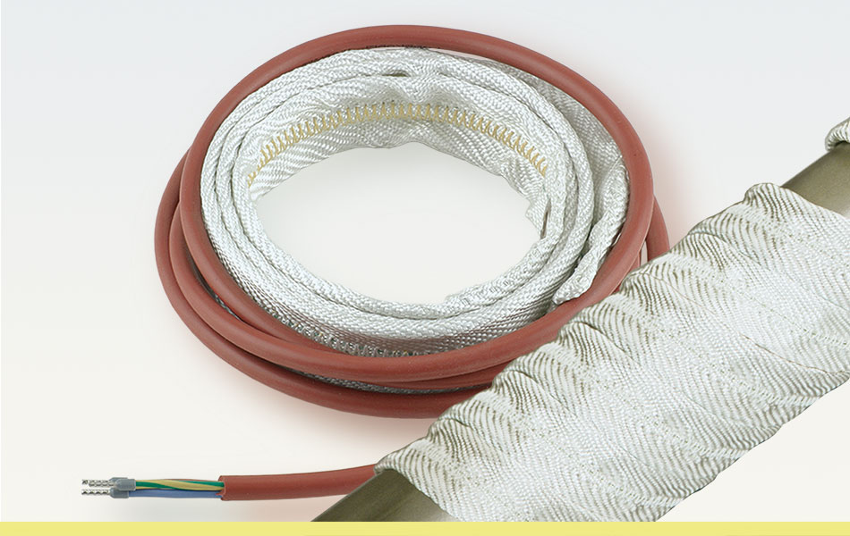 PTFE-isoliertes Heizband Serie HM-HT-PSG