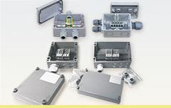 Anschlusskästen / Connection Boxes