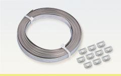 Metallspannbänder / Metal straps